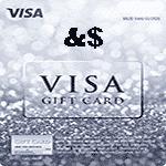 گيفت كارت ویزا کارت با قیمت دلخواه