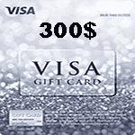 ویزا کارت 300 دلاری آمریکا