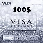 گيفت كارت 100 دلاری مستر کارت