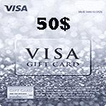 گيفت كارت 50 دلاری مستر کارت