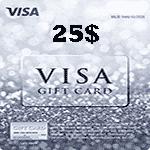 گيفت كارت 25 دلاری مستر کارت