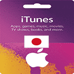 خرید گیفت کارت آیتونز ژاپن
