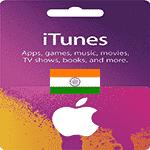 خرید گیفت کارت آیتونز هند