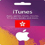 گیفت کارت اپل آیتونز هنگ کنگ