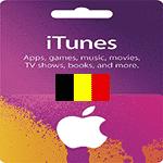 گیفت کارت اپل آیتونز بلژیک