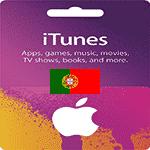 گیفت کارت اپل آیتونز پرتغال