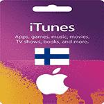 گیفت کارت اپل آیتونز فنلاند