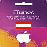 گیفت کارت اپل آیتونز اتریش