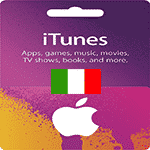 خرید گیفت کارت آیتونز ایتالیا