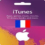 گیفت کارت اپل آیتونز فرانسه