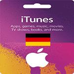 گیفت کارت اپل آیتونز آلمان