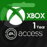 EA access یک ساله ایکس باکس XBOX