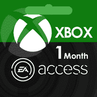 EA access یک ماهه ایکس باکس XBOX