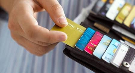 گيفت کارت یا کارت های اعتباری