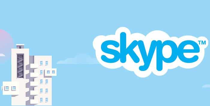 نرم افزار اسکایپ