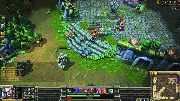 بازی League of Legends