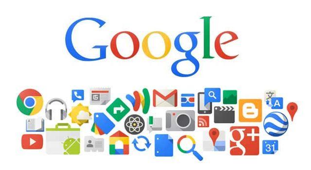 نرم افزارهای گوگل