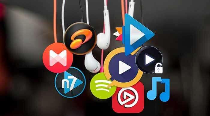 سرویسهای پخش موسیقی
