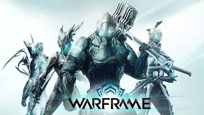 بازی warframe