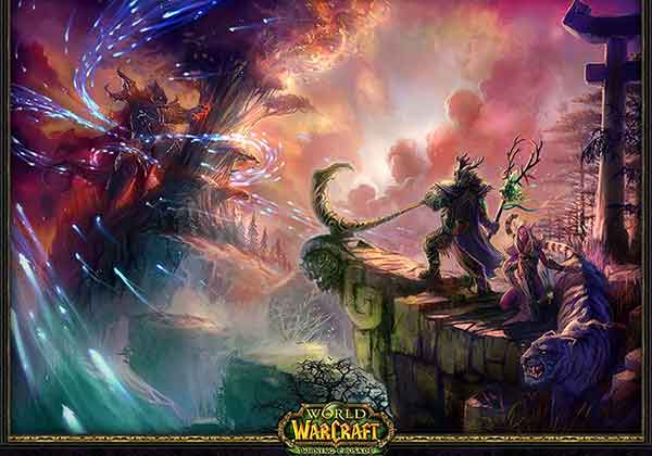 بازی World of Warcraft