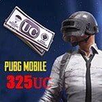 325 یوسی پابجی موبایل