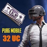 32 یوسی پابجی موبایل