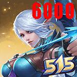 6000 دیاموند موبایل لجند
