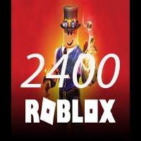 2400 روباکس بازی روبلاکس