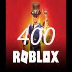 400 روباکس بازی روبلاکس