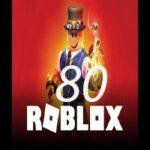 80 روباکس بازی روبلاکس